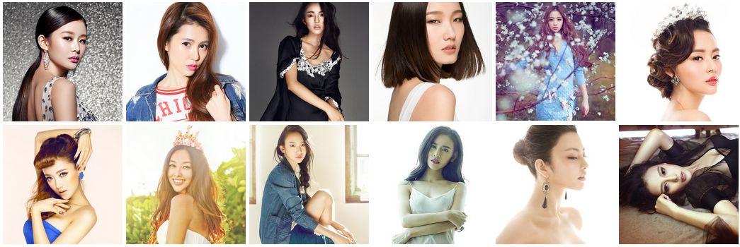 New York Asian Models